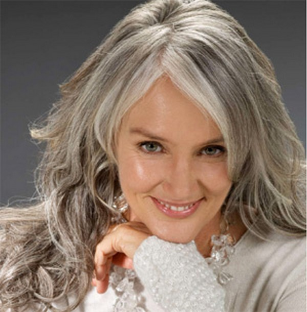 Beautiful Gray Hair