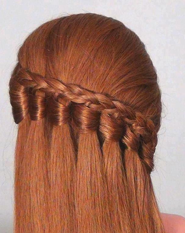 Topnotch Plecione Włosy | Fryzury - Galeria BO35