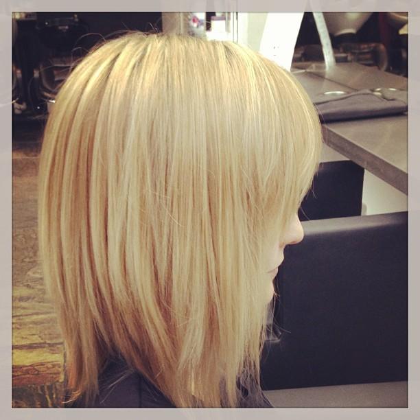 Włosy Cieniowane Fryzury Galeria