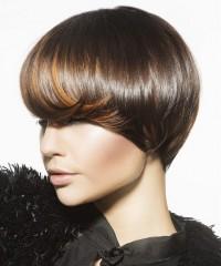 fryzura paź