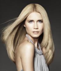 perłowy blond