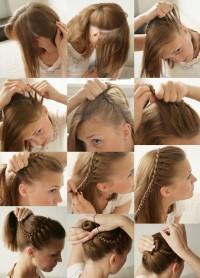 jak zrobić romantyczną fryzurę