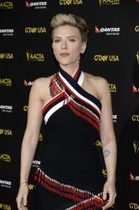 Najnowsza fryzura Scarlett Johansson