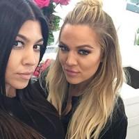 pół kok Kardashian
