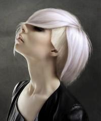 truskawkowy blond, pudrowy róż, włosy pastelowe