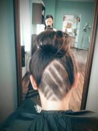 Moja fryzura na dziś.