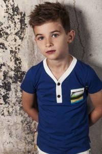 fryzura dla małego chłopca