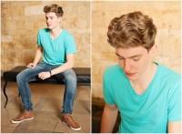 fryzura dla nastolatka