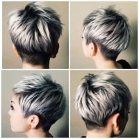 fajna krótka fryzura