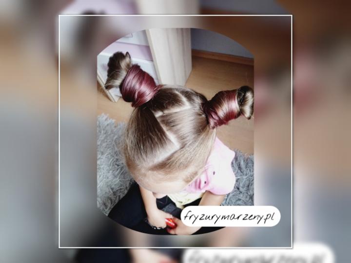 Rogi z włosów
